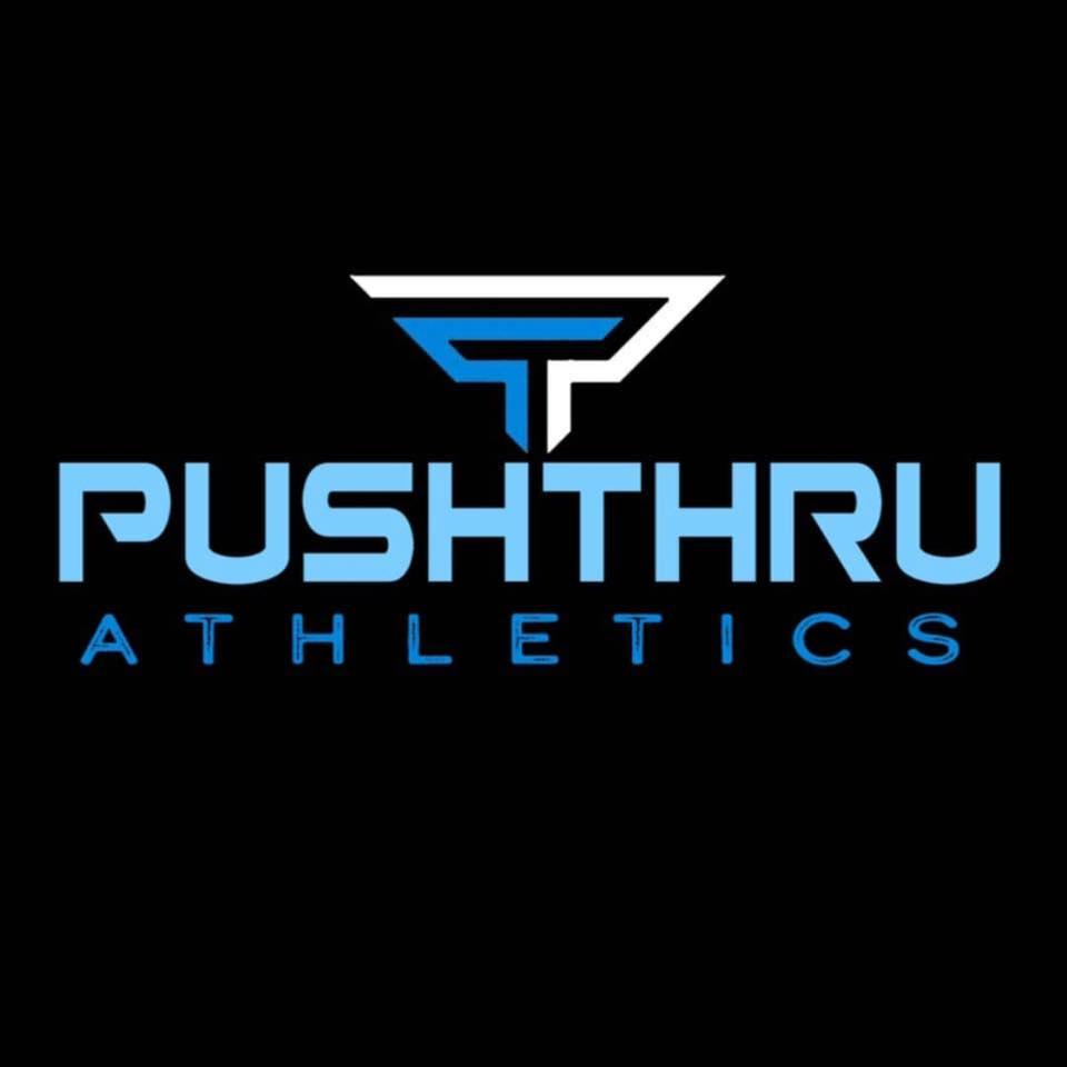 Pushthru logo square