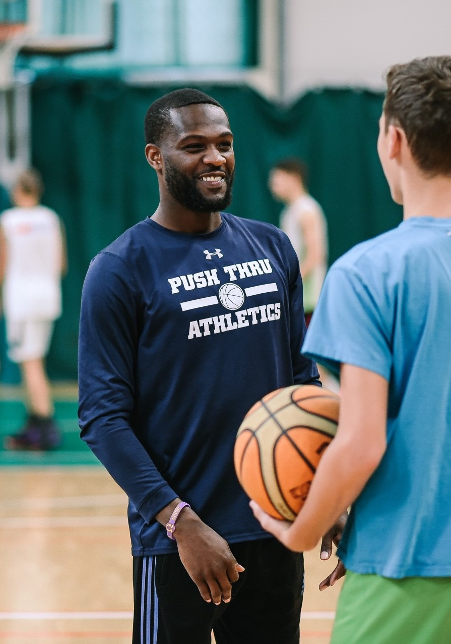Coach Parker Trainer